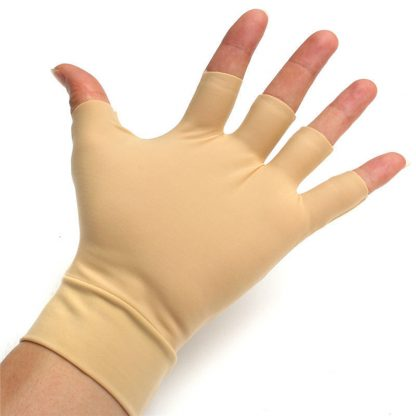 arthritis gloves half finger